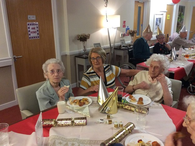 Blog 02 - Lillyburn Christmas party.JPG